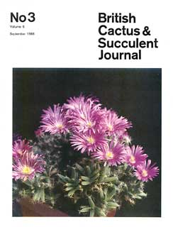 BCSS Journal 03/1988